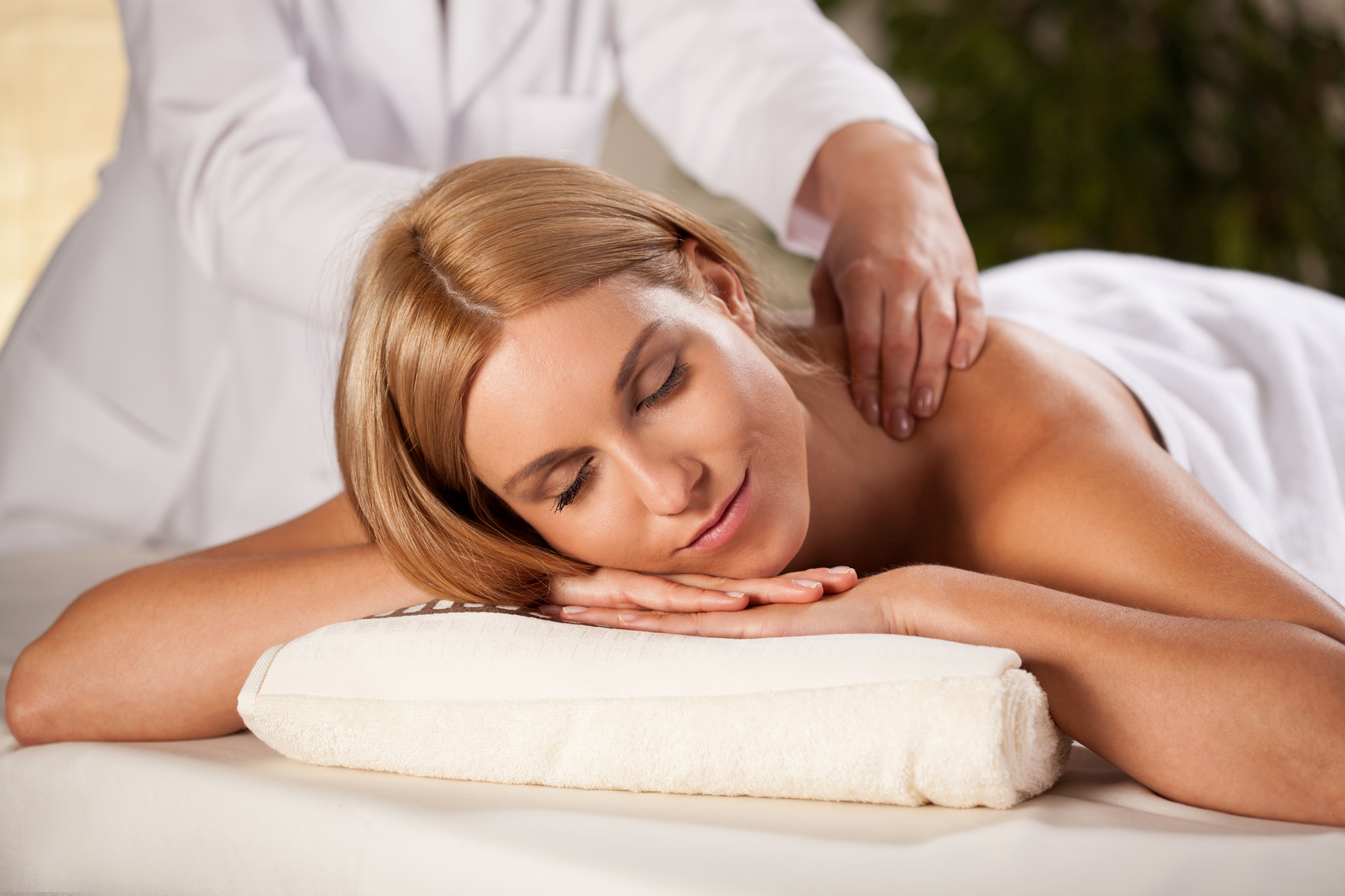 Приятний масаж двух 1 фотография
